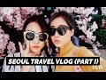SEOUL TRAVEL VLOG | SM TOWN, GENTLE MONSTER, SONG JOONG-KI, ETC!