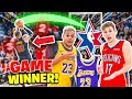Make This NBA All Stars GAME WINNER , I'll Buy You Their Jersey !!
