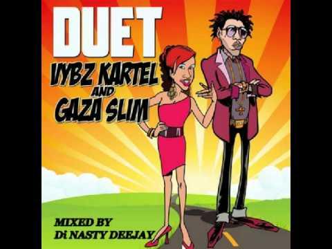 Vybz Kartel & Gaza Slim - Duet MixtapeNasty