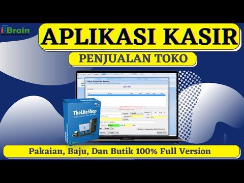 Software Toko Pakaian, Baju, Dan Butik 100% Full Version