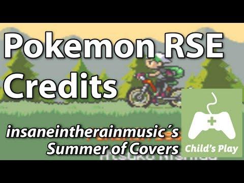 Pokemon RSE Credits | Piano Cover