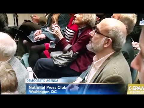 Sen. Chuck Schumer admits Israel has nuclear weapons at the National Press Club
