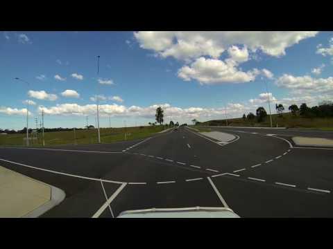 Video 461 - Princess Highway leaving Nowra