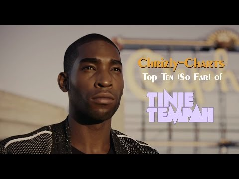 Chrizly-Charts TOP 10: Best Of Tinie Tempah (So Far)
