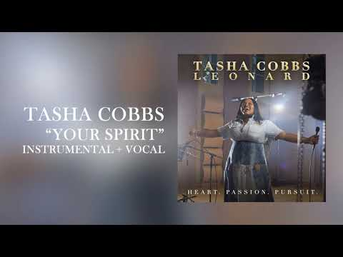 Tahsa Cobbs - Your Spirit (Instrumental + Vocal)