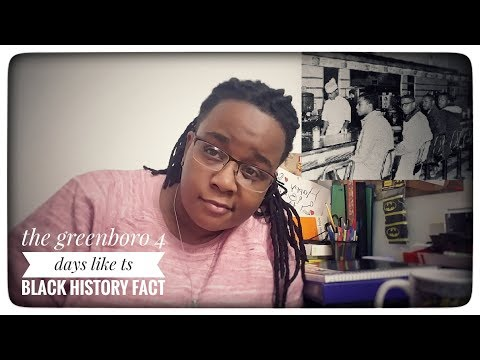 Black History Fact with Days Like T