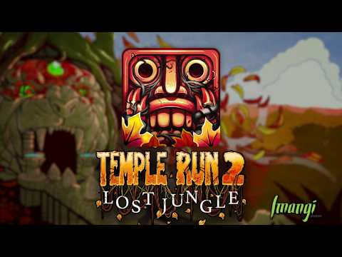 Temple Run 2: Fall Jungle Update!