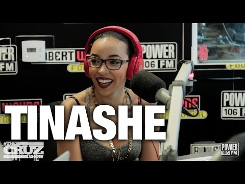 Tinashe Talks First Time Hearing Her Song On Power106, G-Eazy, and Drake