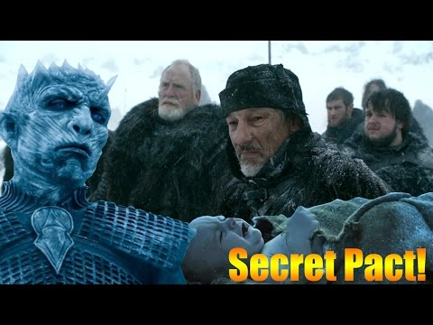 The Pact Between The White Walkers & The Night's Watch! Theory Explained