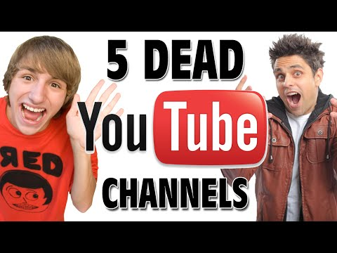 Thumbnail: 5 Youtubers That Lost Their Fame - GFM