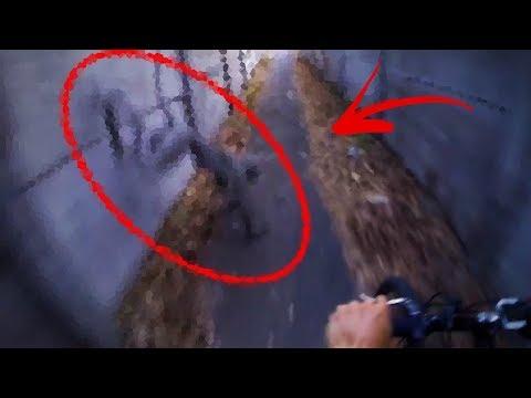 Bisikletçilerin Kask Kamerasına...