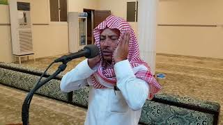 Syekh Nahrudin Muadzin di Masjid Assalam KSA.Ustadz Harun Abdul Malik