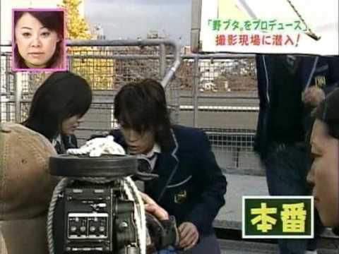 Narutomo! Yamashita Tomohisa & Kamenashi Kazuya Interview
