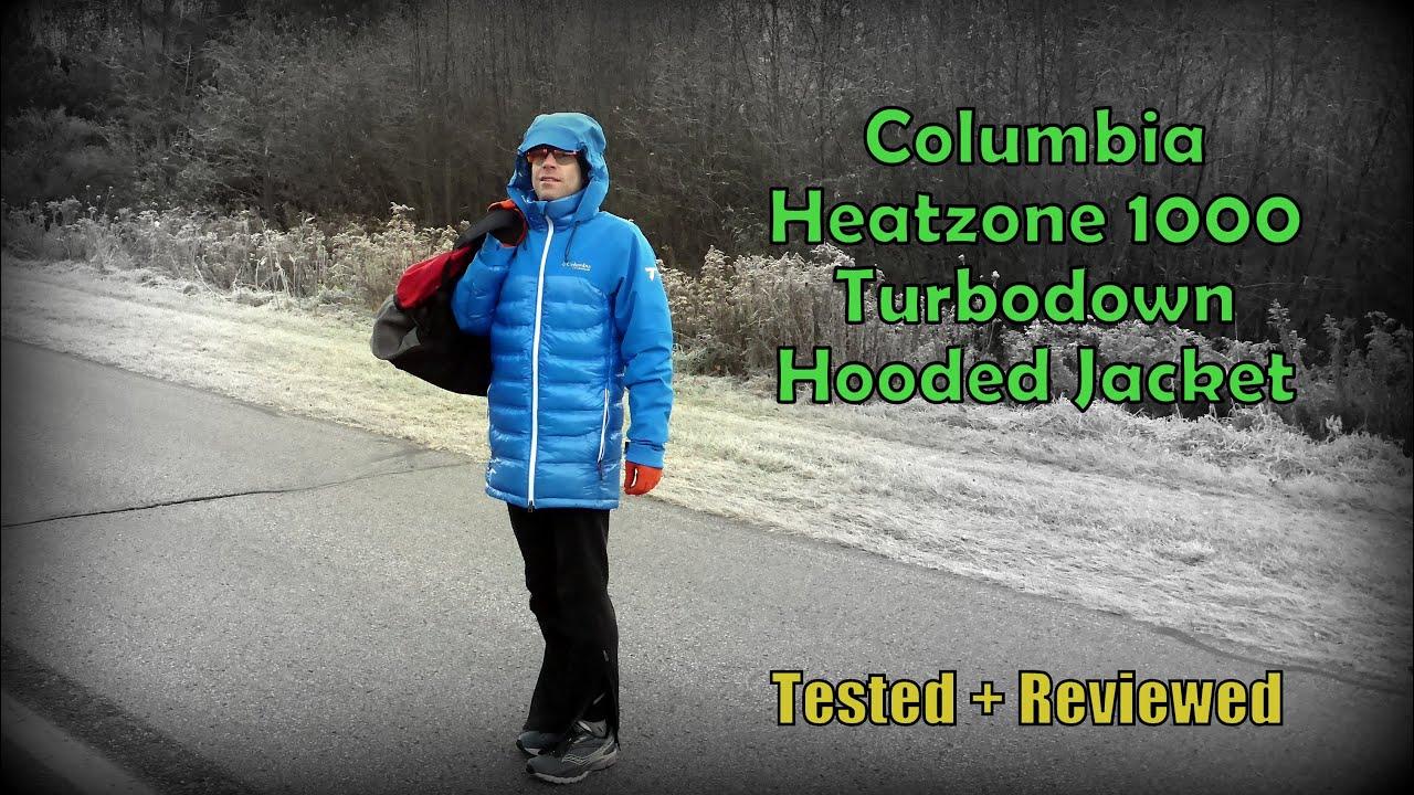 Columbia Heatzone 1000 Turbo Doudoune