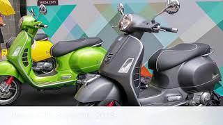 2018 Vespa GTS Super 300