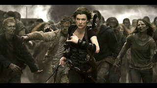 Обитель зла Последняя глава / Resident Evil The Final Chapter    Трейлер (2016)
