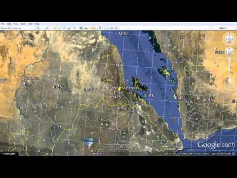 Visit Asmara With Google Earth