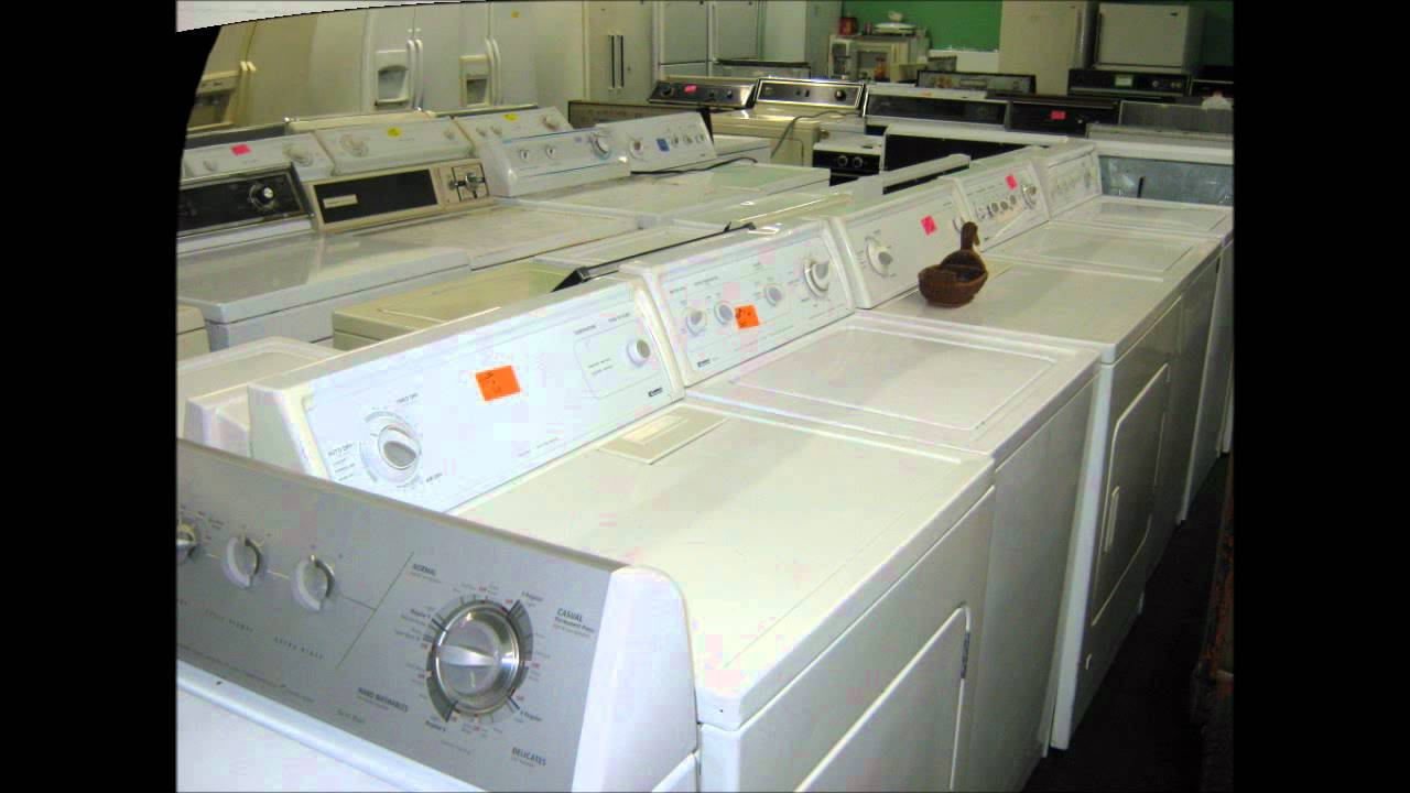 Good U.S. Appliance   A Quick Tour Of Our Store In Hemet California   YouTube
