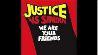 Скачать Simian Vs Justice We Are Your Friends Edison Remix