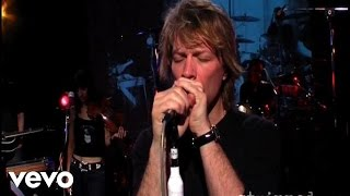 Repeat youtube video Bon Jovi - Hallelujah