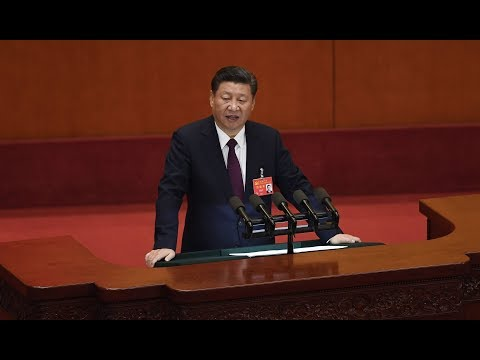 China's Xi opens Communist Party congress
