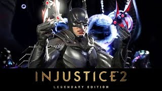 INJUSTICE 2 LEGENDARY EDITION OFFICIAL TRAILER! PS4/XBOX/PC ONE