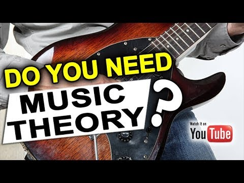Do You Need Music Theory? (RIGHT NOW)