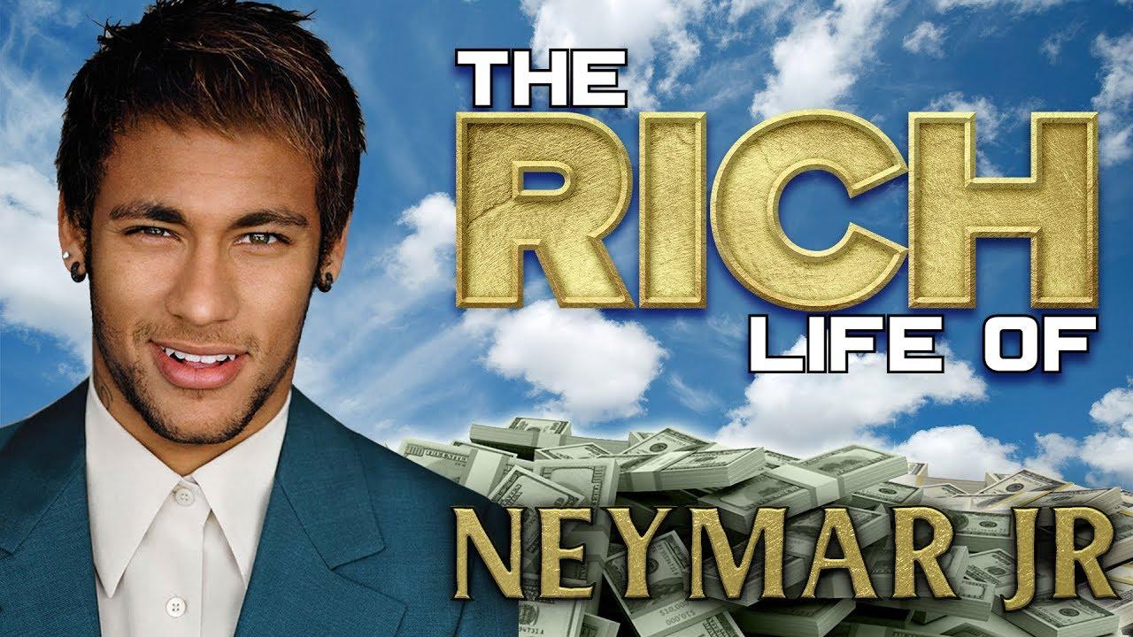 NEYMAR JR   The RICH Life   Forbes Net Worth 2018
