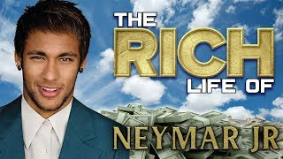 NEYMAR JR | The RICH Life | Forbes Net Worth 2018