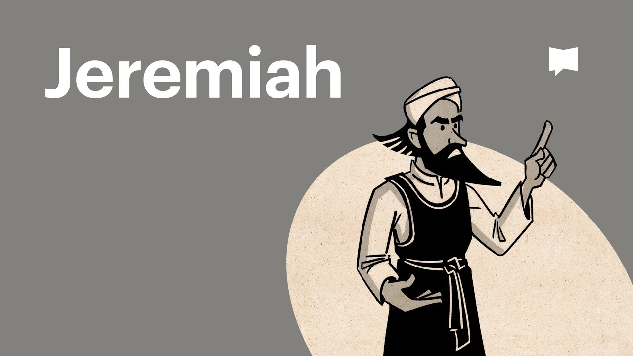 Read Scripture: Jeremiah