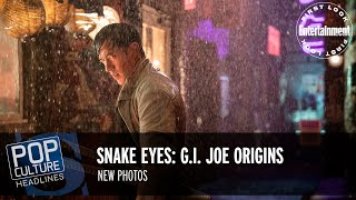 Snake Eyes: G.I. Joe Origins, Lord of the Rings Director and More! | Pop Culture Headlines