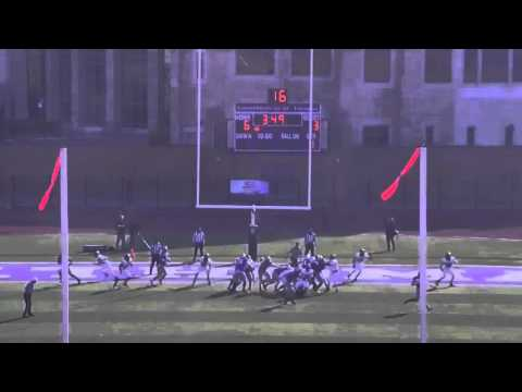 St. Thomas Football Fake PAT Nov 7th 2015