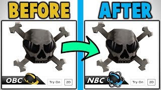 ROBLOX Removed BC/TBC/OBC HATS & GEAR!