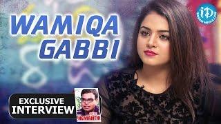Wamiqa Gabbi Exclusive Interview || Talking Movies with iDream #57