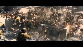 Трейлер №2 - Война миров Z - HD 1080p - RU