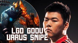 LGD GODV: Varus Snipe - LPL - Universidad LoL