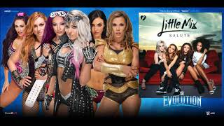 """WWE Evolution 2018 - """"Salute"""" - Theme Song Official"""
