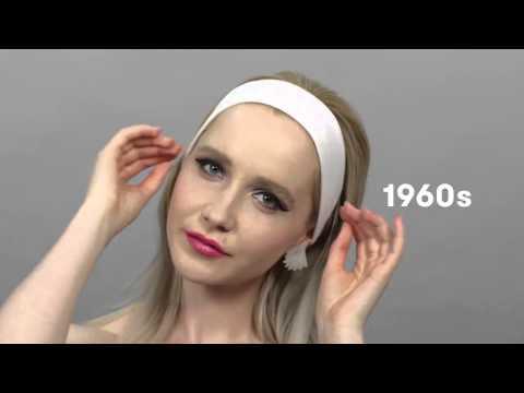 100 лет эволюции красоты славянской женщины - видео онлайн