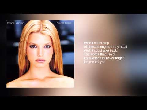 Jessica Simpson: You Don't Know What Love Is (Lyrics)