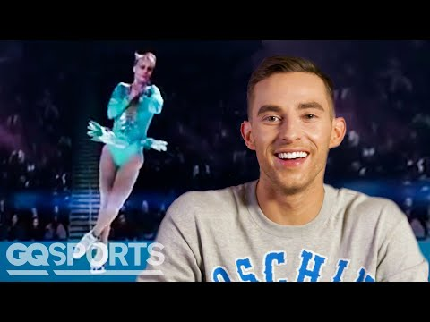 Adam Rippon Breaks Down Figure Skating Movies | GQ
