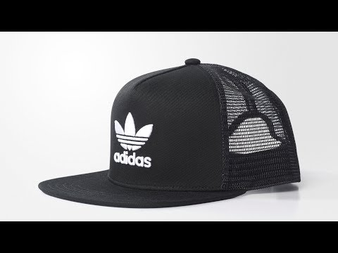 Adidas Originals - Trefoil Trucker Cap (BK7308) | No. #535