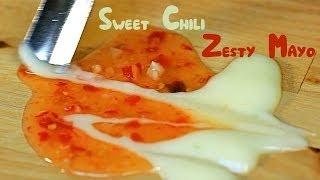 Sweet Chili And Zesty Lime Mayo Recipe