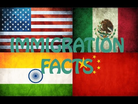 World Leading Economies - Immigration Stats Comparative Facts.