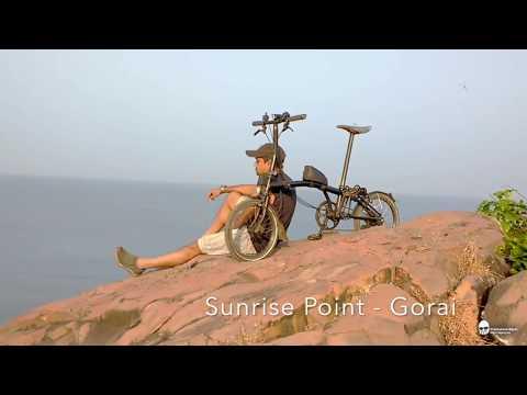 Two Cycles Three Ferries - The Mangrove Ride - Gorai, Mumbai