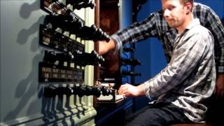 Piet Kooistra-Psalm 25 (Willem Hendrik Zwart) Grote kerk Harlingen