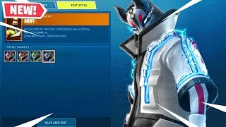 The New ''DRIFT'' Color Styles in Fortnite! (FREE SKIN STYLES)