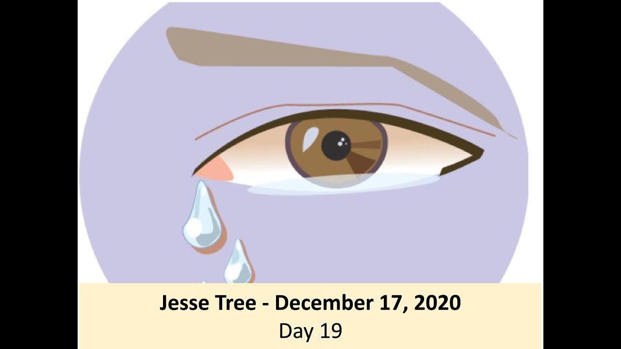 Jesse Tree - December 17, 2020 - Day 19