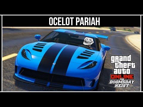 GTA Online: Pariah - Самый быстрый автомобиль