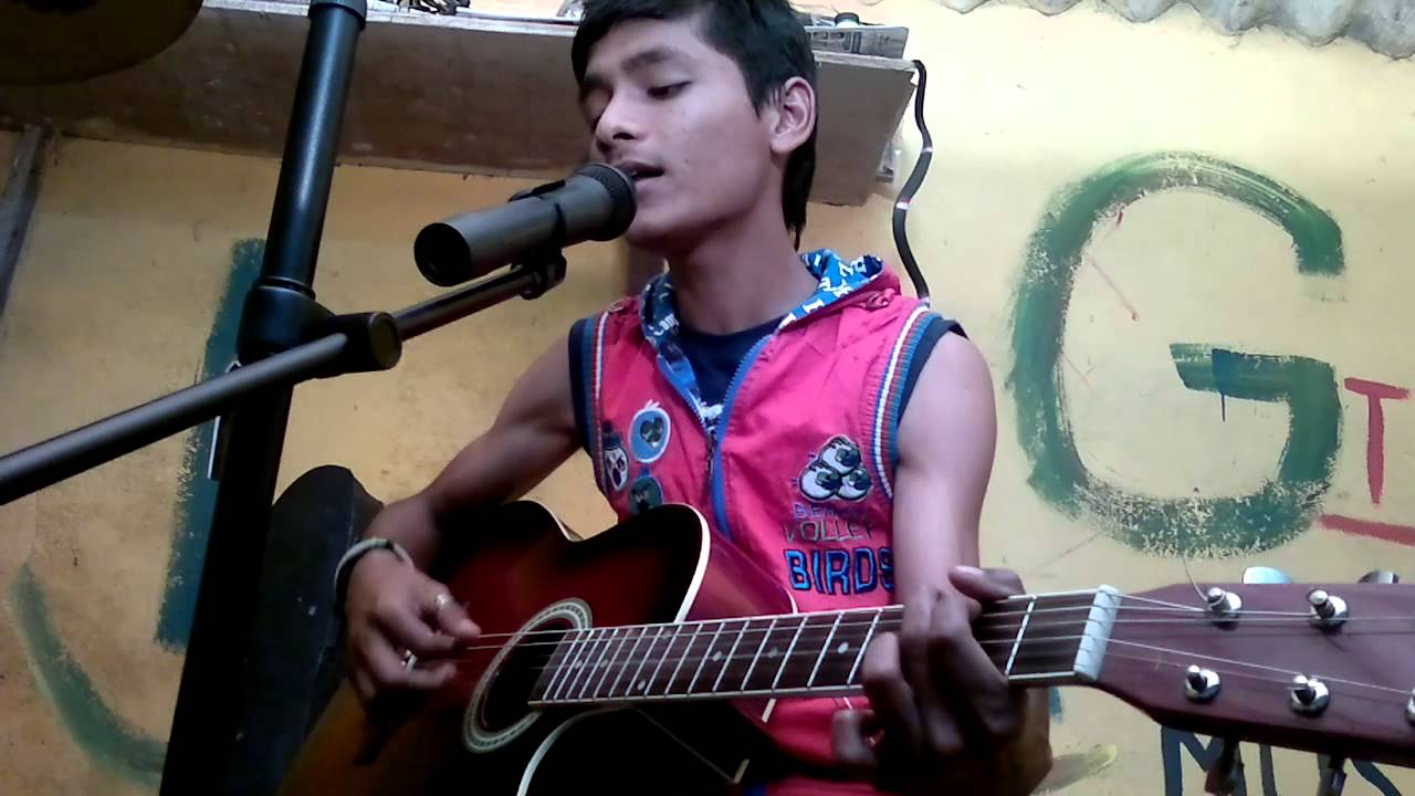 Teri Saanson Mein Guitar Cover With Strumpattern Chords Karle