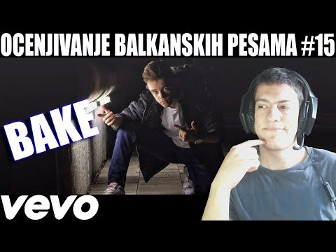 OCENJIVANJE BALKANSKIH PESAMA - Bake X Mehdi - Gledaj Me Sad (Official Music Video)